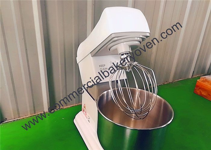 High Effectively Electric Kitchen Mixer , Cake Mixer Machine Steady Operation